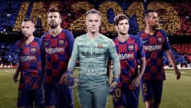Bintang skuat FC Barcelona