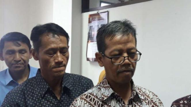 Wakil Ketua Kwarcab Kota Yogyakarta, Suraji Widarta.