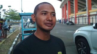 Gelandang Persib Bandung, Gian Zola
