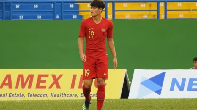 Bek Timnas Indonesia U-19, Alfeandra Dewangga