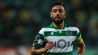 Gelandang Sporting Lisbon, Bruno Fernandes