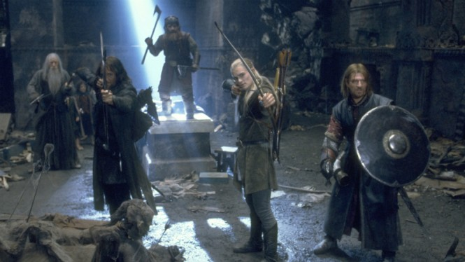 Lord of the Rings (LOTR).