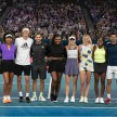 Ajang charity  Rally4Relief  jelang Grand Slam Australian Open 2020