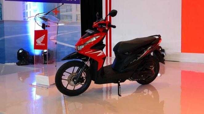 All New Honda BeAT 2020
