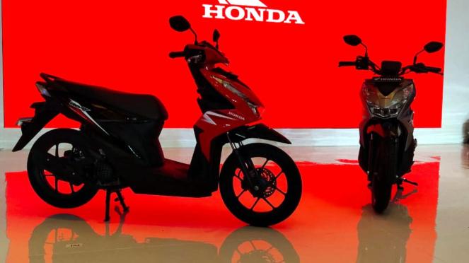 Peluncuran All New Honda BeAT Series