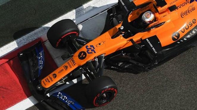 Tim McLaren F1