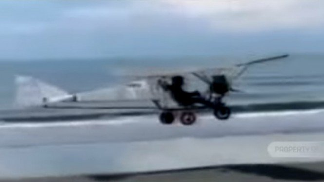 Pesawat rakitan Chaerul