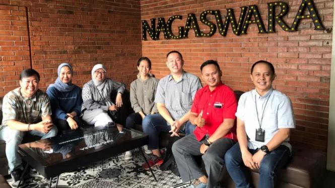 Kolaborasi Viva Networks, Nagaswara dan Dailymotion