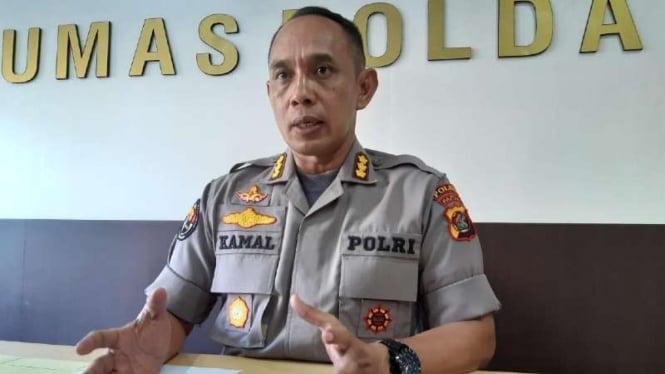 Kabid Humas Polda Papua Kombes Pol Ahmad Musthofa Kamal