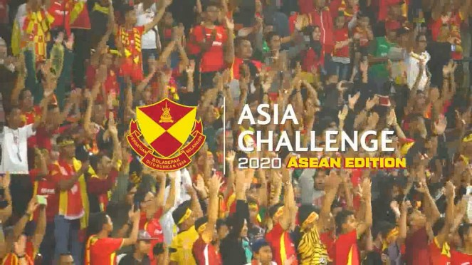 Turnamen pra musim Asia Challenge Cup 2020