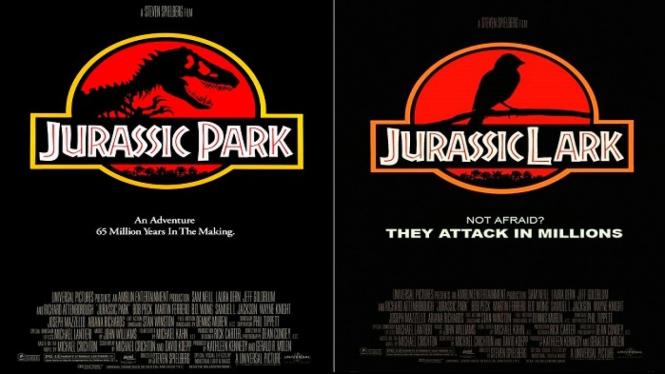 poster film Jurassic Park