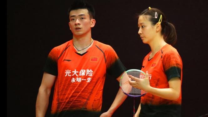 Zheng Si Wei/Huang Yaqiong