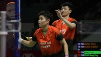 Ganda campuran China, Wang Yilyu/Huang Dongping.