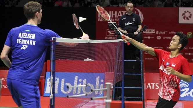 Siasat Jitu Agar Anthony Ginting Mengerikan di BWF World Tour Finals