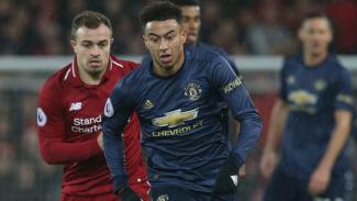 Laga Liverpool kontra Manchester United di Premier League