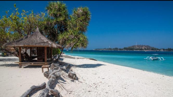 Pantai Lombok
