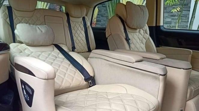 Kabin Mercedes Benz Vito