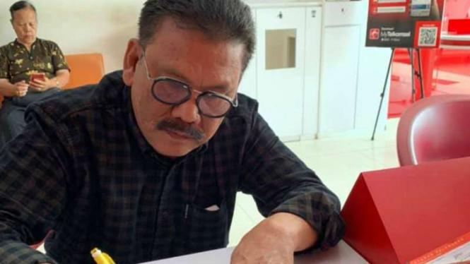 Wartawan senior Ilham Bintang