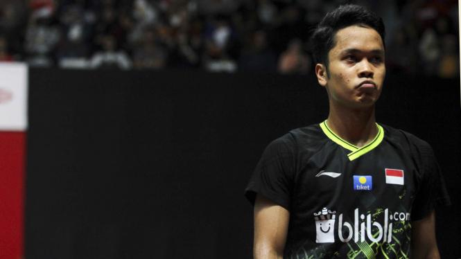 Posisi Tunggal Putra dan Putri Indonesia di Thailand Open 2021