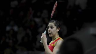 Tunggal Putri Spanyol, Carolina Marin