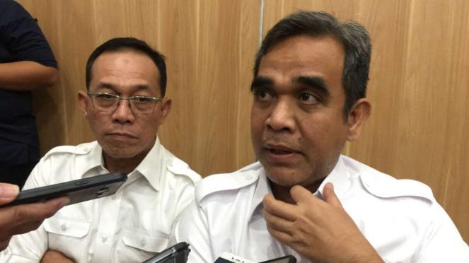 Sekretaris Jenderal DPP Gerindra, Ahmad Muzani