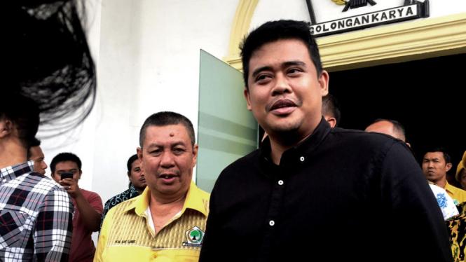 Bobby Nasution.