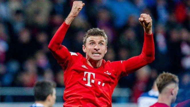 Pemain Bayern Munich, Thomas Mueller