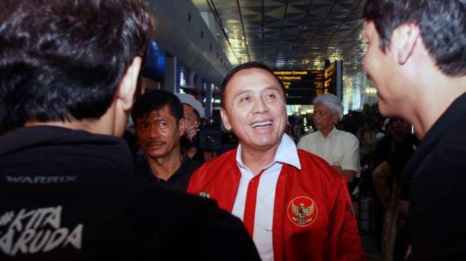Ketua Umum PSSI, Mochamad Iriawan.