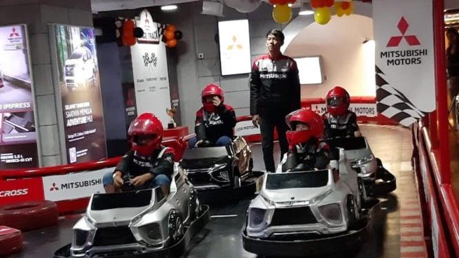 Mitsubishi Motors dalam acara Media Family Gathering 2020