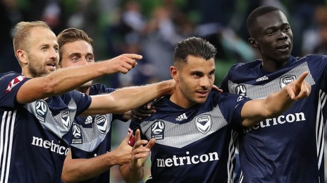 Pemain Melbourne Victory