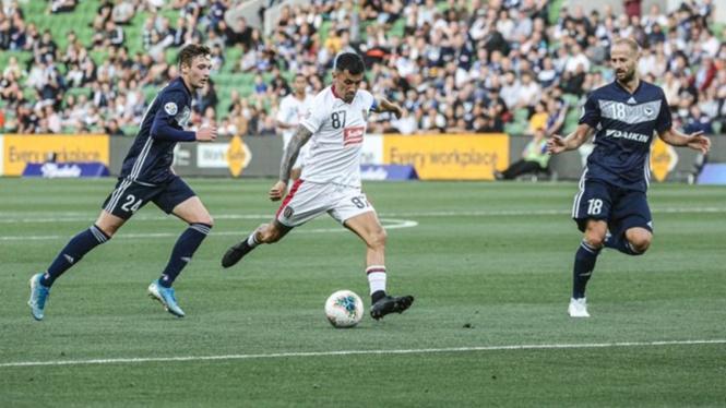 Pertandingan Melbourne Victory vs Bali United