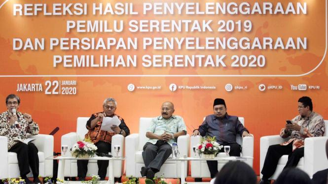 Refleksi Hasil Penyelenggaraan Pemilu 2019