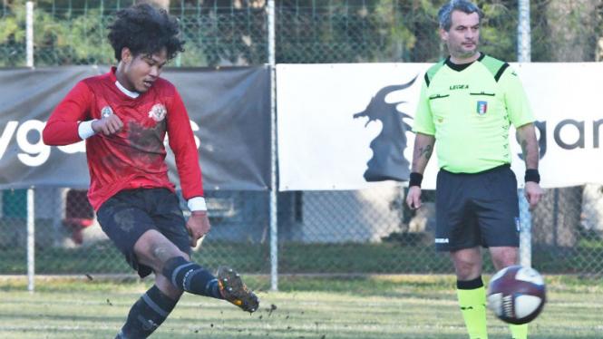 Garuda Select Sudah Kantongi Kekuatan Inter Milan Vivanews