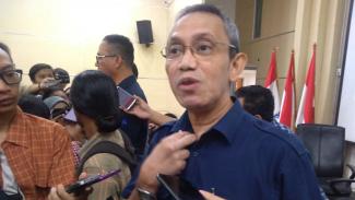Komisioner Badan Regulasi Telekomunikasi Indonesia (BRTI), I Ketut Prihadi.