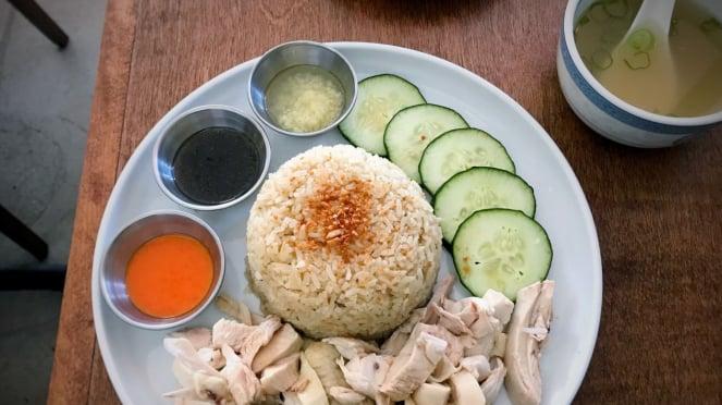 Hidangan Lokal Singapura