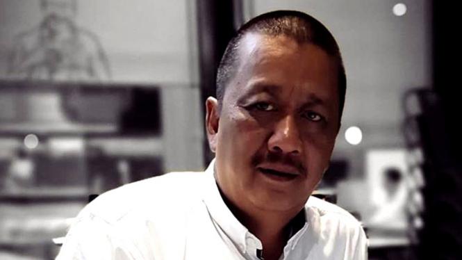 Direktur Utama Garuda Indonesia Irfan Setiaputra.