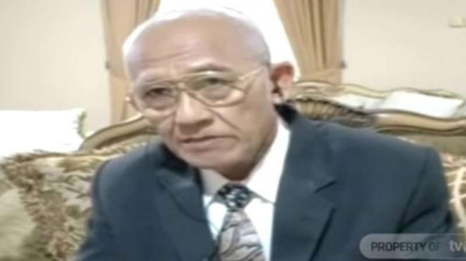 Bambang Utomo, Ketua Majelis Tinggi Kesultanan Selacau.