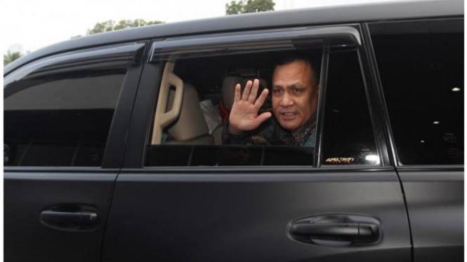 Ketua KPK Firli Bahuri .