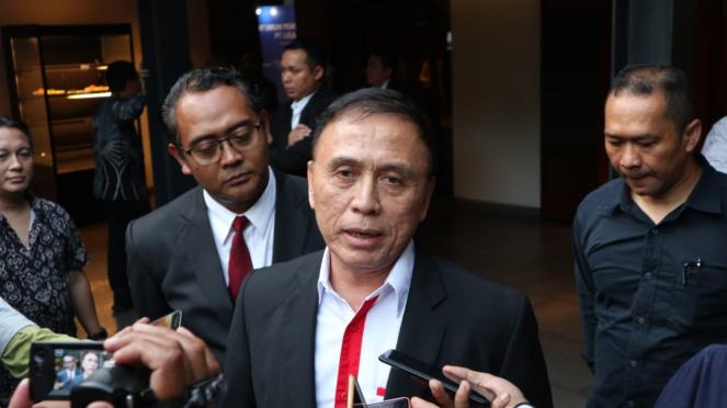 Ketua Umum PSSI, Mochamad Iriawan