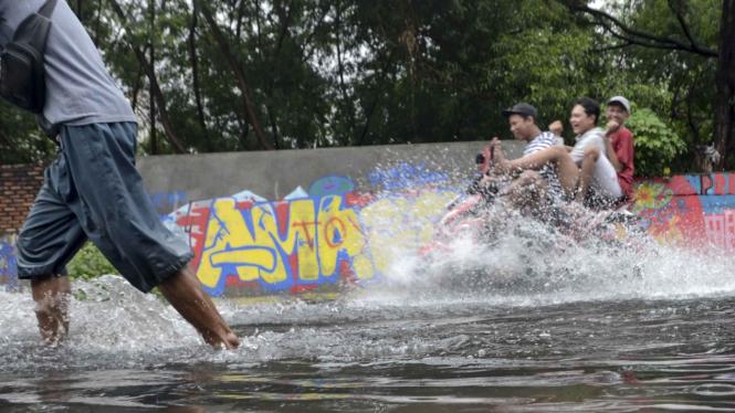 Banjir di Kemayoran