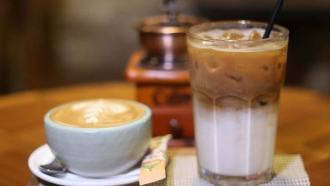 espresso, racikan kopi yang mendunia