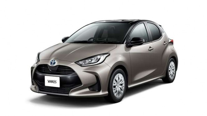 Toyota Yaris Hybrid, meluncur Februari 2020