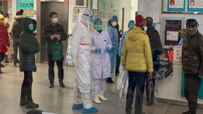 Pemerintah China tutup kota Wuhan gara-gara virus Corona