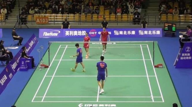 Badminton Asia Championshipss 2019, Wuhan, China.