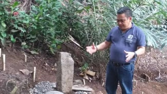 Nurseno SP Utomo, pria yang disebut sebagai raja Kandang Wesi di Kabupaten Garut, Jawa Barat