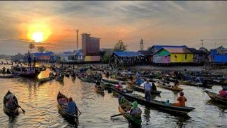 desa terapung indonesia
