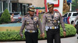 Kasubdit Gakkum Ditlantas Polda Metro Jaya, AKBP M.Fahri Siregar,SH,SIK,MH