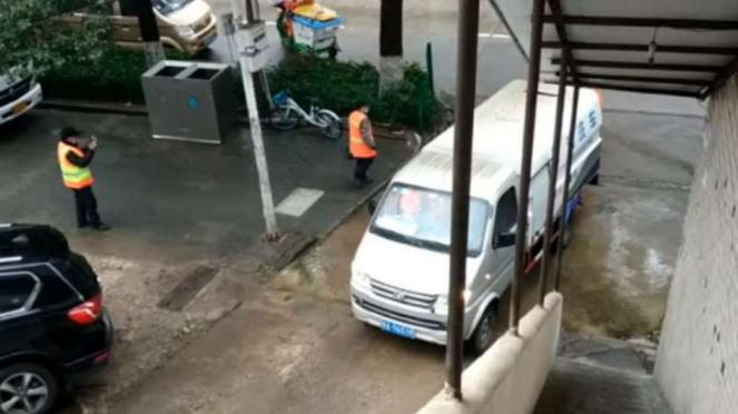 Kota Wuhan locked down akibat merebaknya virus Corona