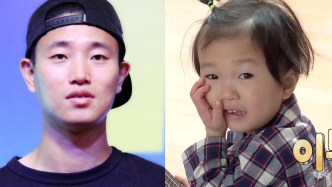 Kang Gary dan anaknya, Kang Hao.