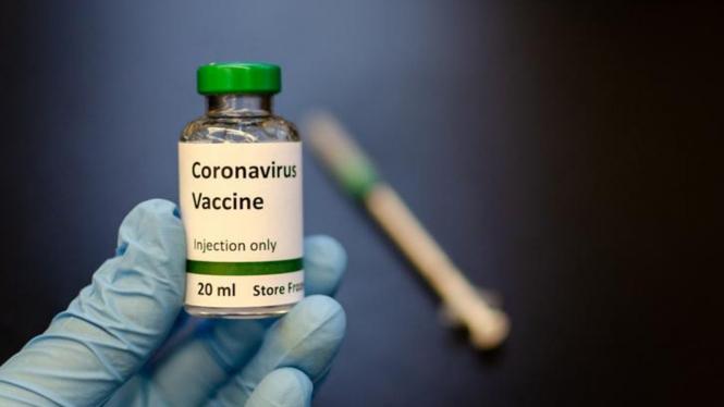 Virus Corona.